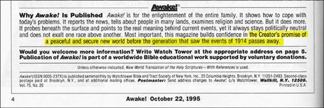 Awake 1995